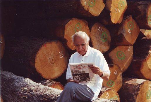 صلاح أبو سيف في مهرجان لاروشيل 1992